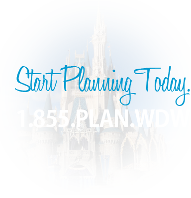 Let us plan your Walt Disney World vacation today